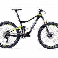 Giant Trance Advanced 1 27.5″ Carbon Full Suspension Mountain Bike 2017
