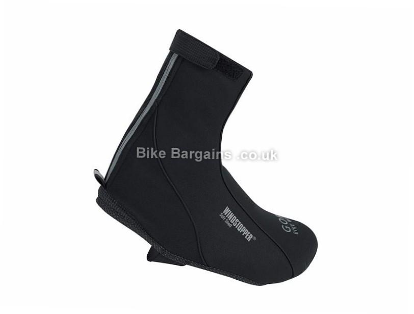Gore Road Windstopper Overshoes S, Black
