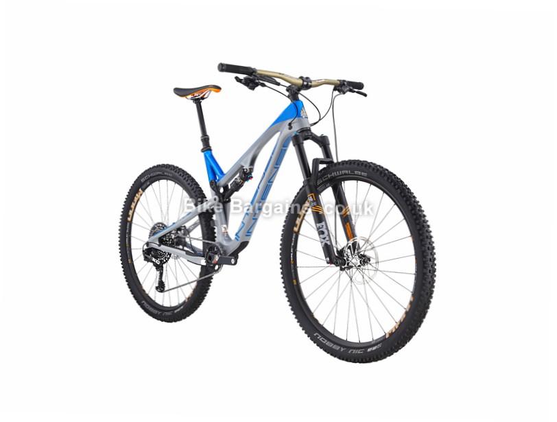 Intense Primer Pro-Build 29er Full Suspension Mountain Bike 2017 M,L,XL, Blue, Orange