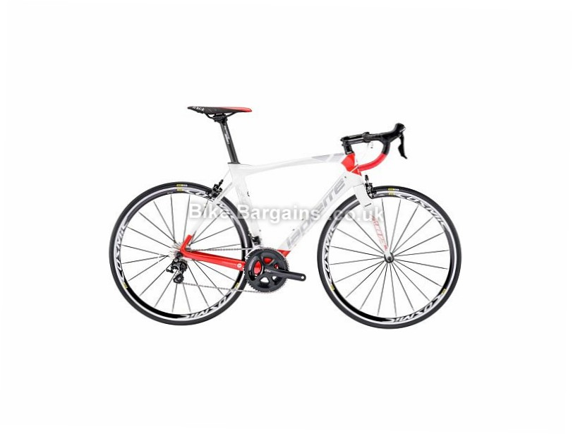 Lapierre Aircode SL 500 Mid CP Road Bike 2016 55cm, white, red