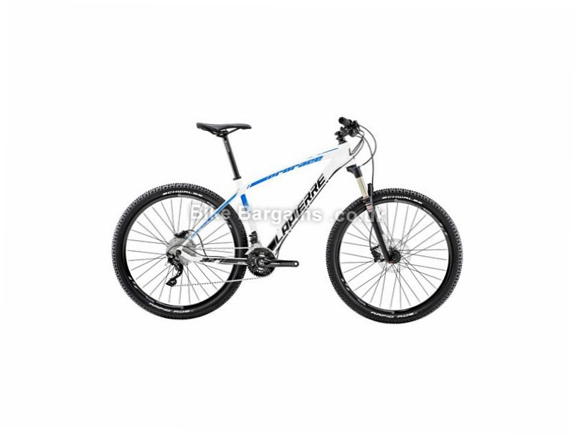 "Lapierre Pro Race 3 29"" Alloy Hardtail Mountain Bike 2015 17"", White, Blue, Black,"