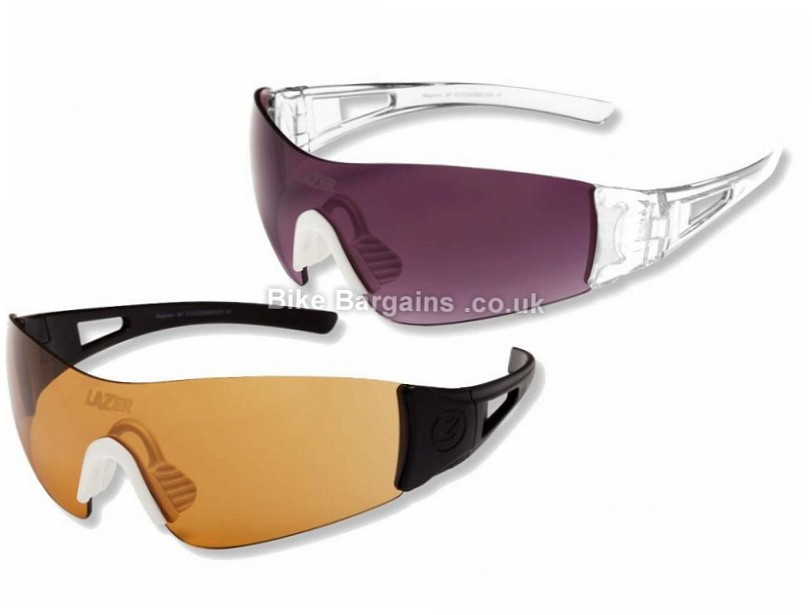 Lazer Magneto M1s Glasses Grey, 3 lens