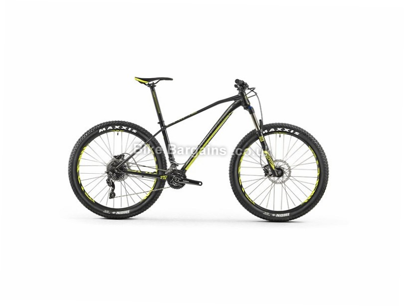 """Mondraker Prime plus 27.5"""" Alloy Hardtail Mountain Bike 2017 L, Black"""
