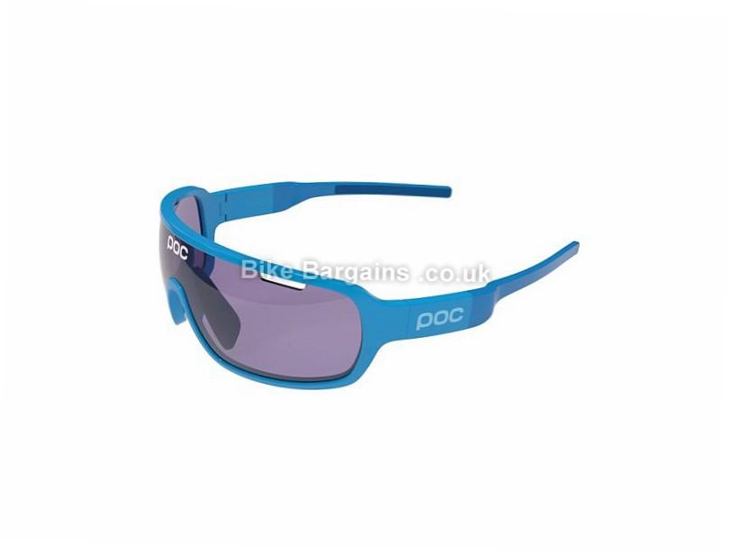 POC DO Blade Raceday Sunglasses Red, White