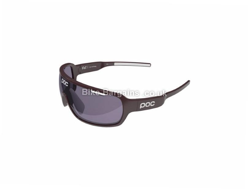 POC Do Blade Glasses White, Orange