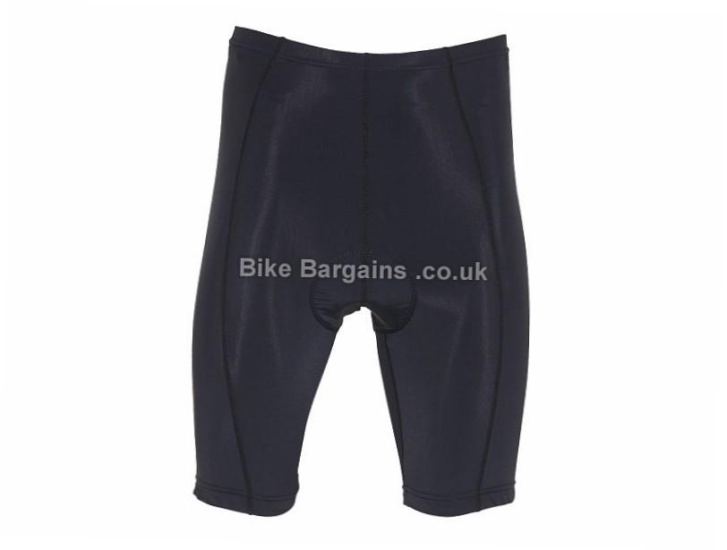 Polaris Omnium Gel Road Shorts S,M,L,XL,XXL, Black