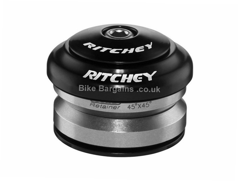 "Ritchey Comp Drop In Headset 1.1/8"", 1.5"" , Black"