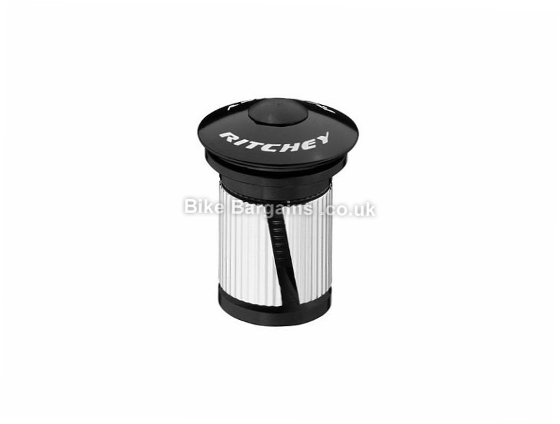 """Ritchey WCS Headset Compression Device 1.1/8"""", Black"""