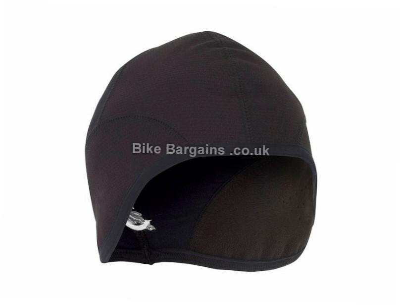 SealSkinz Windproof Skull Cap Hat S, M, Black