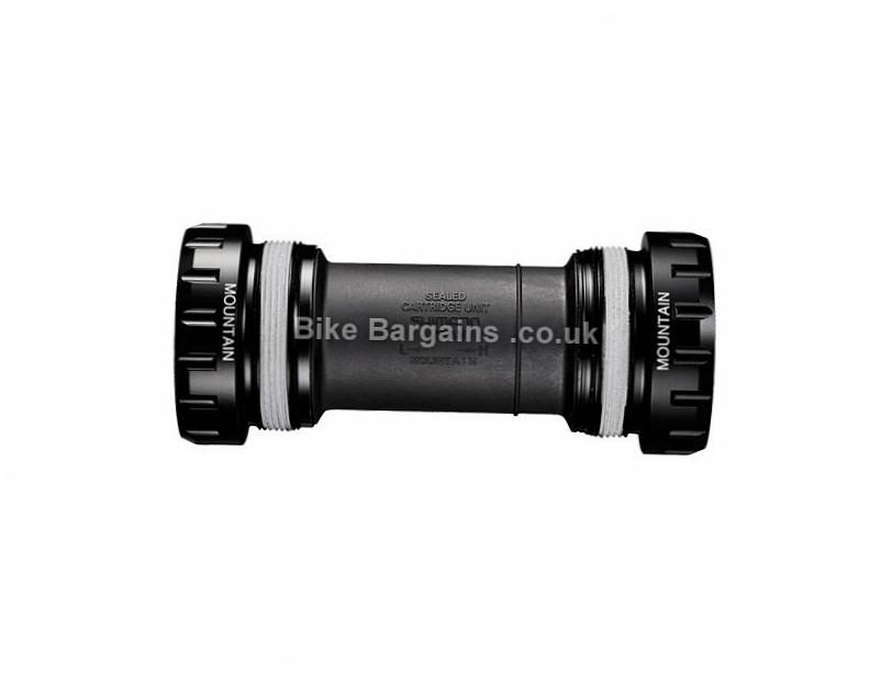 Shimano XT MT800 Bottom Bracket 68mm, 73mm, Black