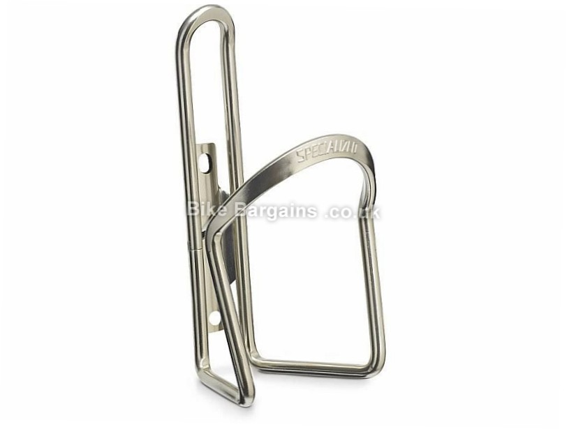 Specialized E-cage 6.0 Water Bottle Cage Silver