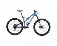 Specialized Stumpjumper FSR Comp Trail Carbon 29er Full Suspension Mountain Bike 2017