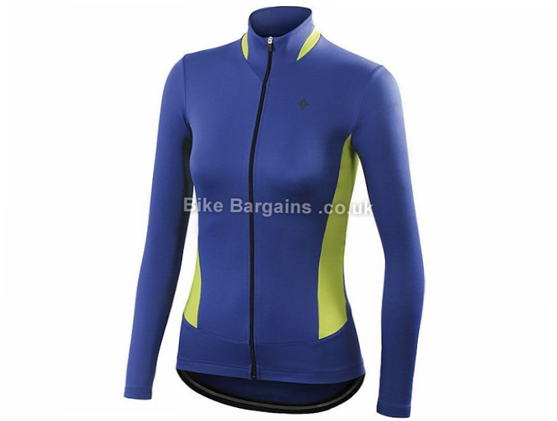 Specialized Therminal RBX Sport Ladies Long Sleeve Jersey 2016 S, Yellow