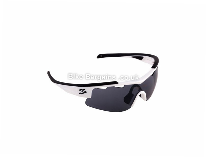 Spiuk Arqus Cycling Sunglasses White, Blue, Green