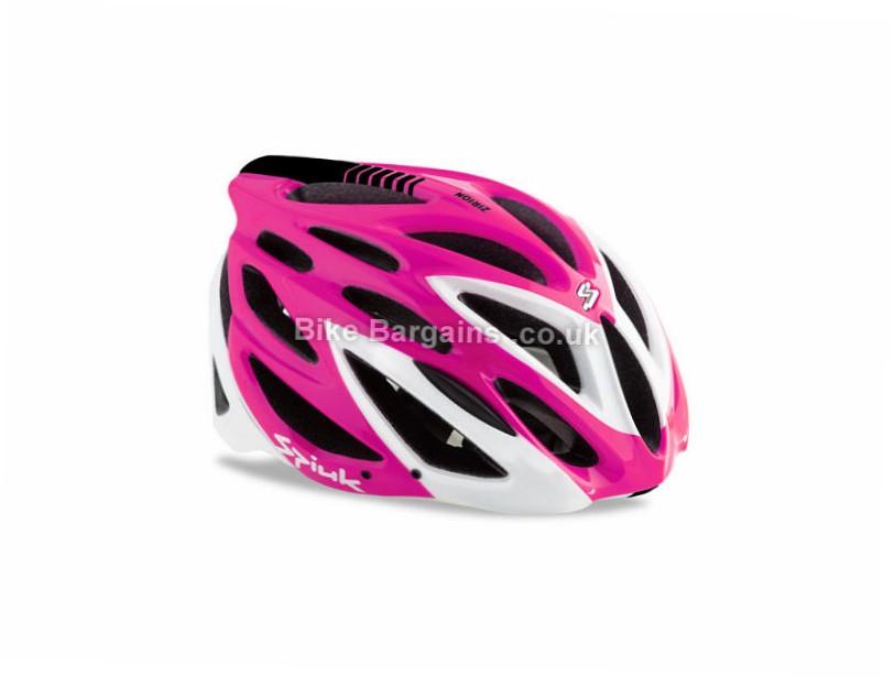 Spiuk Zirion Road Helmet Pink, White, S