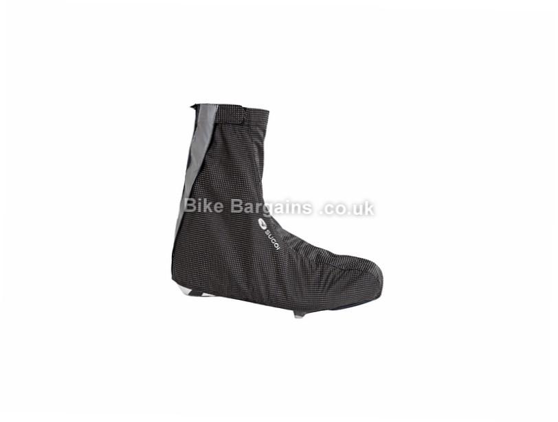 Sugoi Zap Bootie Waterproof Overshoe M, Black