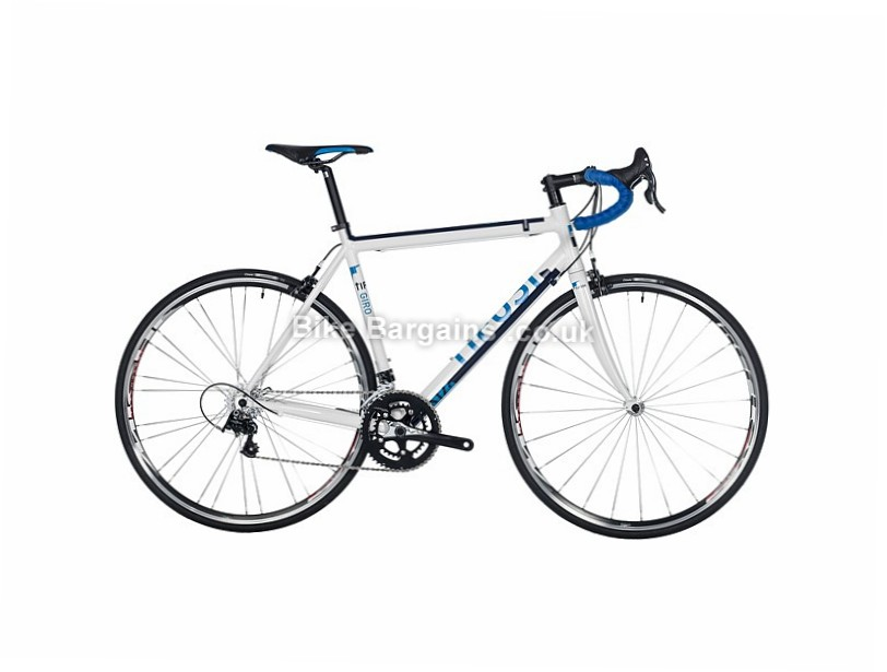 Tifosi CK3 Giro Veloce Road Bike 2016 L, White, Alloy, Calipers, 10 speed, 700c