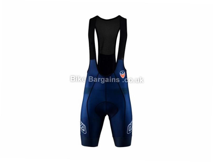 Troy Lee Designs Team Bib Shorts S, M, XL, Blue