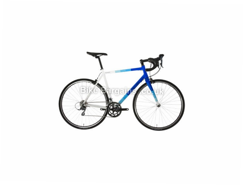 Verenti Technique Claris Road Bike 2017 56cm, Blue, White, Alloy, 8 speed, Calipers, 700c, 10.3kg