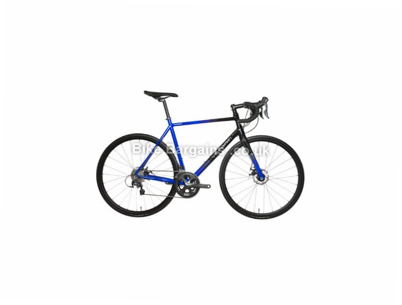 Verenti Technique Tiagra Disc Road Bike 2017 50cm, Blue, Black