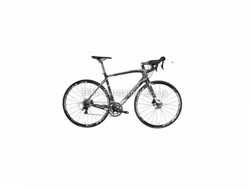 Wilier GTR Team Endurance 105 Disc Road Bike 2016 XS, Grey