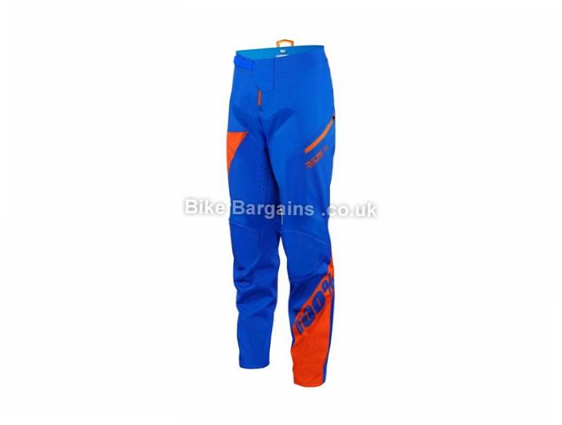 100% R-Core Nova MTB Downhill Pants 28, Blue