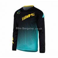 100% R-Core Supra MTB Downhill Long Sleeve Jersey 2017