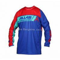 Alias A2 Sidestacked MTB Long Sleeve Jersey 2017