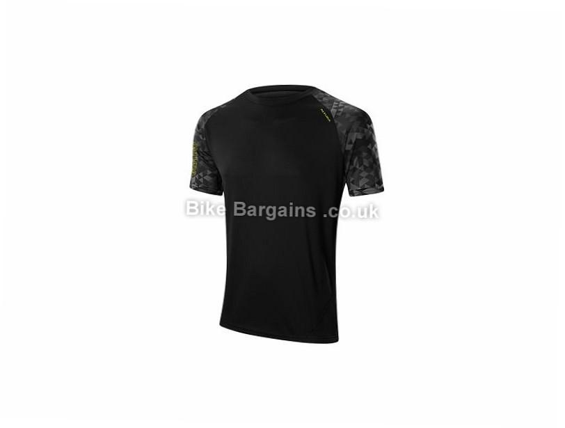 Altura Phantom Short Sleeve Jersey 2017 M, Black