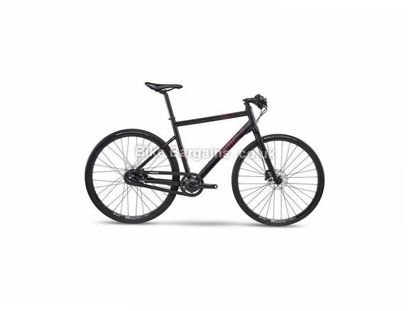 BMC Alpenchallenge AC02 Nexus 8 Alloy Hybrid City Bike 2017 XL, Black