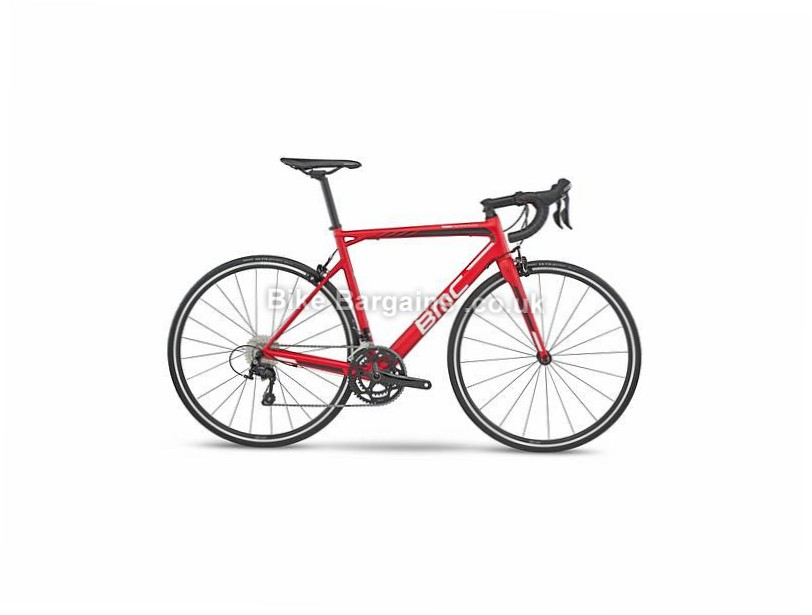 BMC Teammachine SLR03 105 Carbon Road Bike 2017 47cm, Red, Carbon, Calipers, 11 speed, 700c, 8.6kg