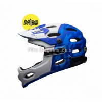 Bell Super 3R MIPS MTB Helmet 2017