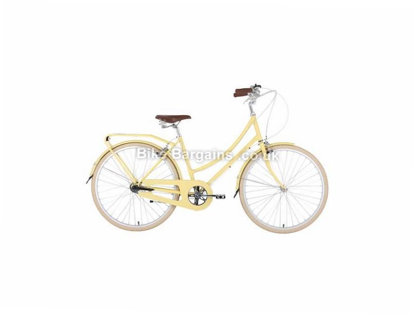 Bobbin Bicycles Birdie Ladies Hybrid City Bike 2017 46cm, Pink, Steel