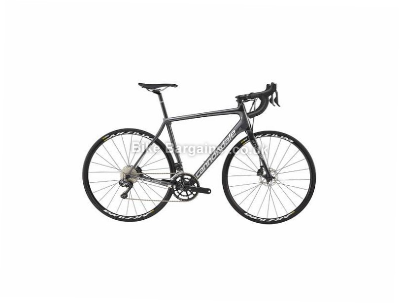 Cannondale Synapse Carbon Ultegra Di2 Disc Road Bike 2017 58cm, Grey, Carbon, Disc, 11 speed, 700c, 8.3kg