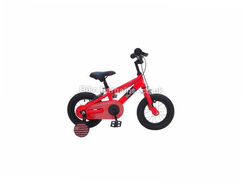 "Claud Butler Blast 12 Alloy Kids Bike 2017 Red, 12"""