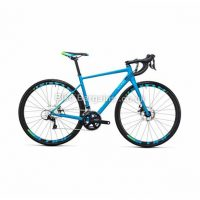 Cube Axial WLS Pro Disc Alloy Ladies Road Bike 2017