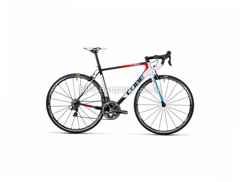 Cube Litening C:68 Race Dura Ace Carbon Road Bike 2016 60cm, 700c, 22 Speed, Carbon