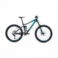 Cube Stereo 160 C:62 Race 27.5″ Carbon Full Suspension Mountain Bike 2017