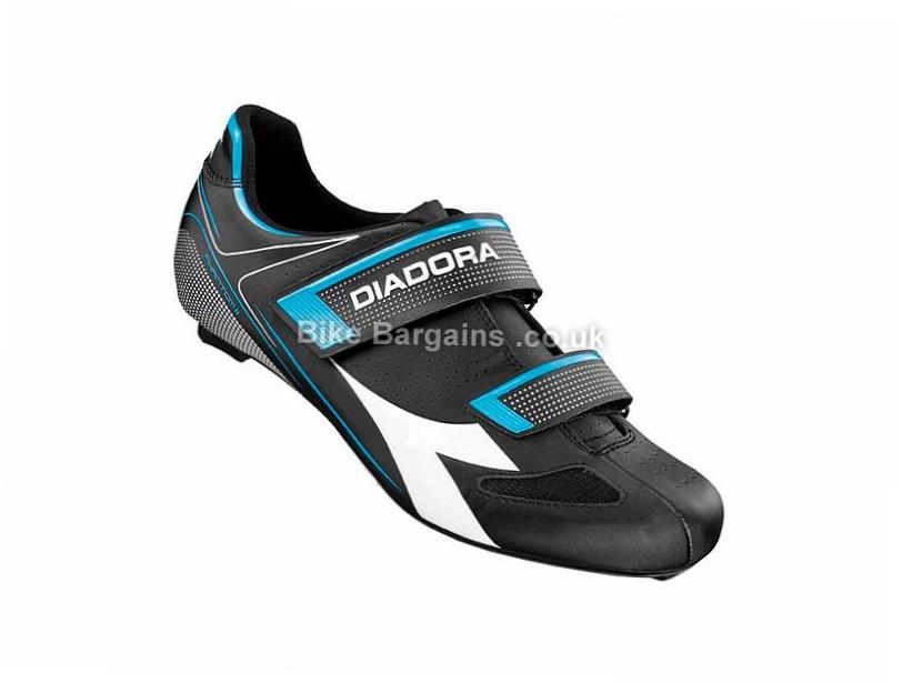 Diadora Phantom 2 SPD-SL Road Shoes 37, 38, 39, 40, 41, 42, 43, 44, 45, 46, 47, 48, 49, 50, Black, White, Red, Yellow