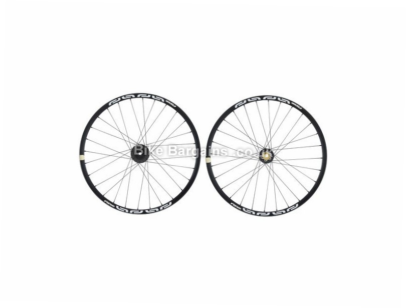 "E Thirteen LG1 plus MTB Wheelset 26"", Black,  8 Speed, 9 Speed, 10 Speed"