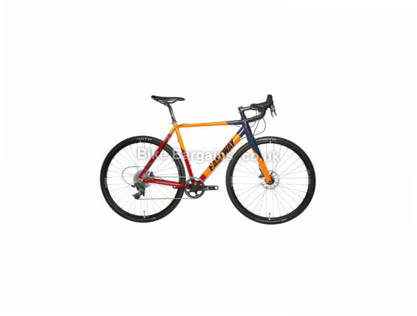 Eastway Balun C1 Force1 Cyclocross Bike 2017 Red, Orange, Blue, 52cm, 54cm, 56cm, 58cm, 60cm