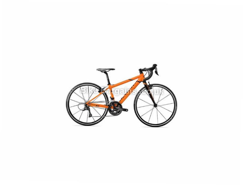"Eddy Merckx Petit Enghien 61 Sora Kids Alloy Road Bike 2017 Orange, Black, Grey, 26"""