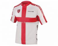 Endura England Flag Coolmax Short Sleeve Jersey