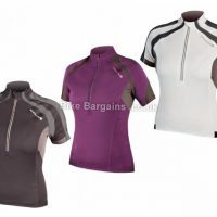 Endura Ladies Hummvee Short Sleeve Jersey