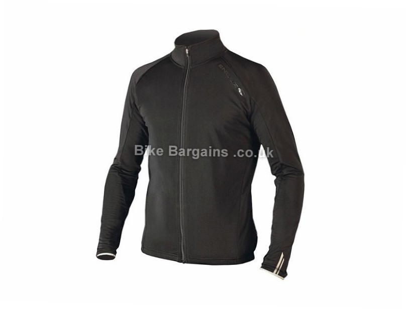 Endura Roubaix Long Sleeve Jersey 2017 S,M,XL, Yellow, Black, Red