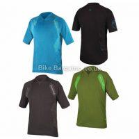 Endura Singletrack Short Sleeve Jersey