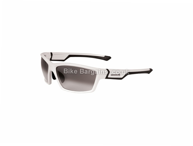 Endura Snapper II Glasses White