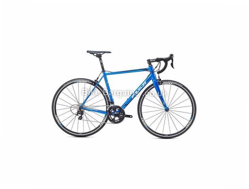 Fuji Roubaix 1.3 105 Alloy Road Bike 2017 52cm, Blue