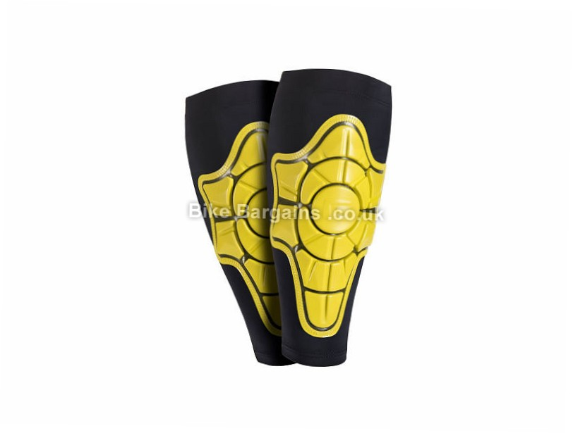G-Form Pro-X MTB Shin Pads XS - S,M,L,XL are extra, Black