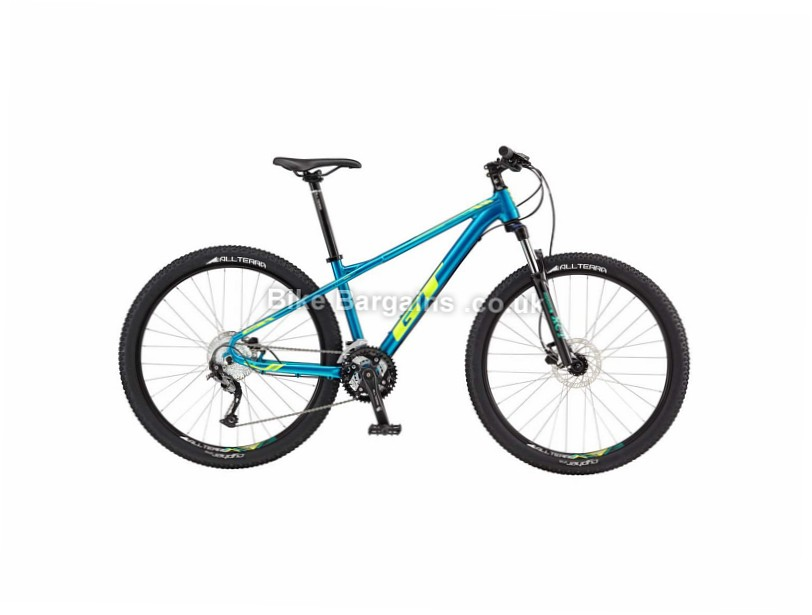"GT Avalanche Sport Ladies 27.5"" Alloy Hardtail Mountain Bike 2017 M, Blue"